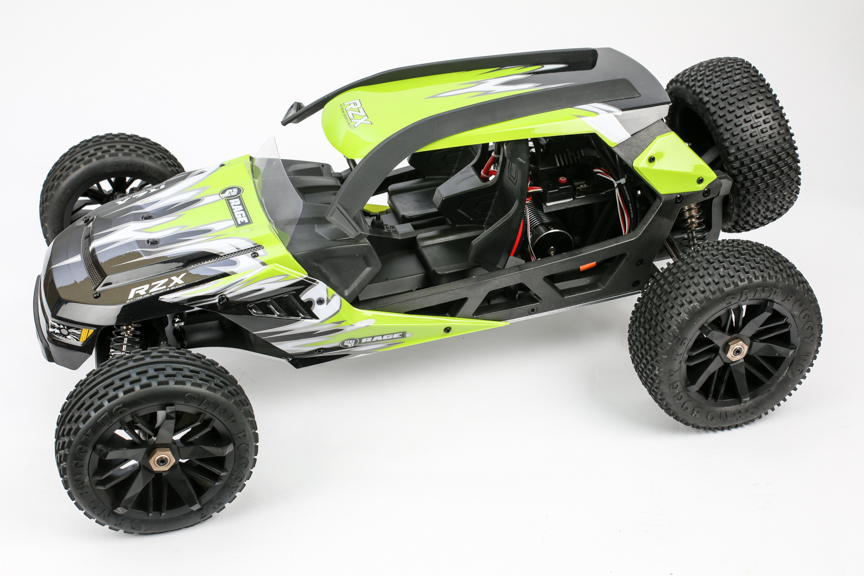 RZX a Rage R/C RZX 1/6 Scale 2WD EP Buggy