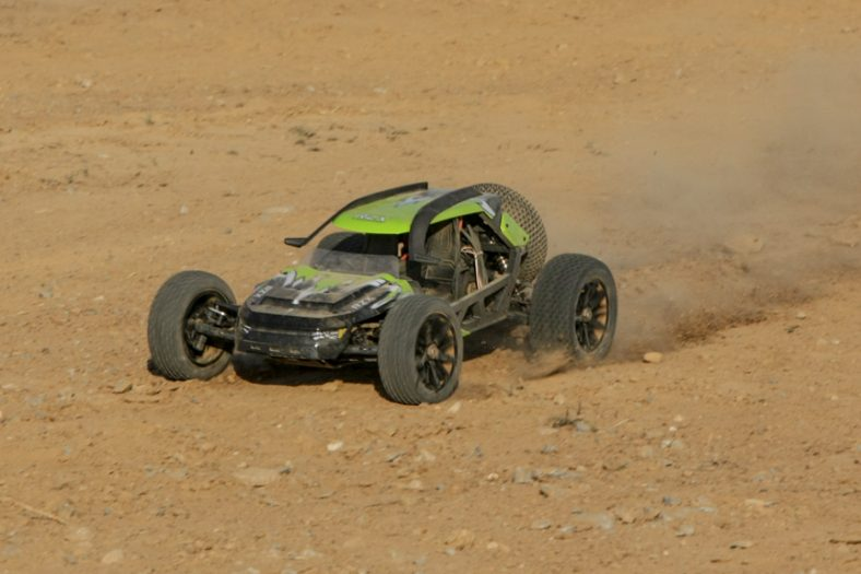 RZX d Rage R/C RZX 1/6 Scale 2WD EP Buggy