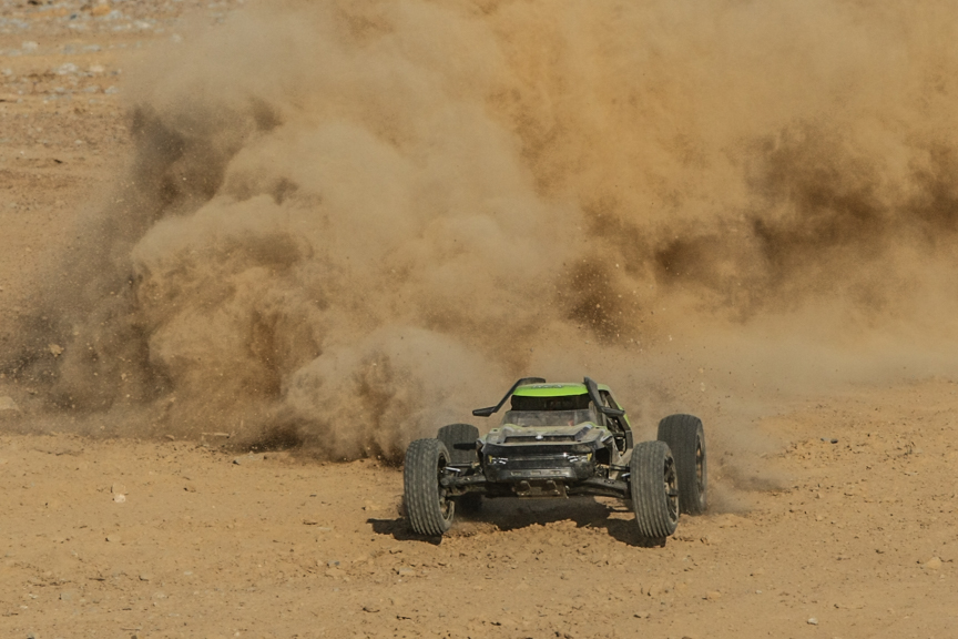 RZX e Rage R/C RZX 1/6 Scale 2WD EP Buggy