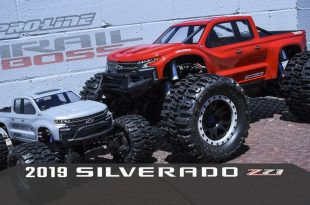 Pro-Line 2019 Chevy Silverado