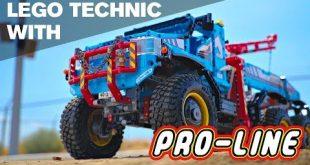 Lego Technic with Pro-Line