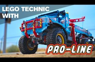 Lego Technic with Pro-Line