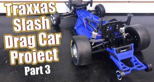 Slash RC Drag Car Project