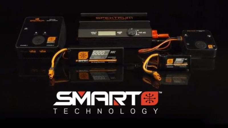All Systems Go - Spektrum Smart Batteries and Chargers
