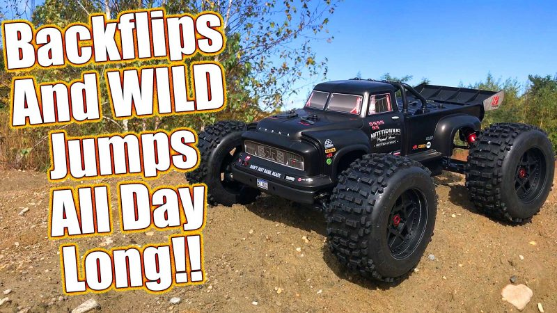ARRMA Notorious 6S BLX Brushless 1/8 Truck Review