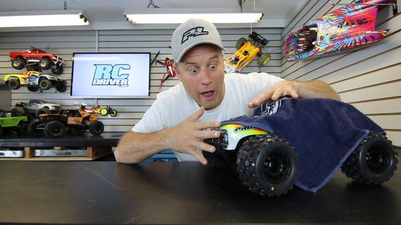 RC Driver - Pro-Line Pro-MT 4x4 Giveaway