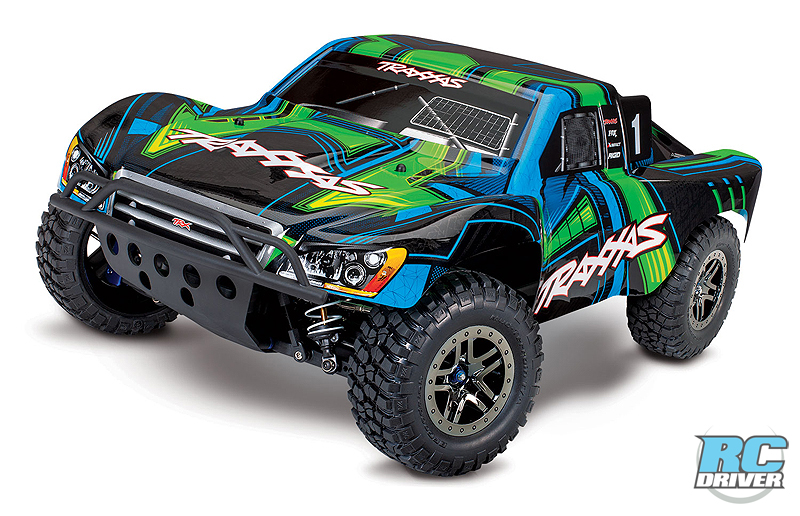 Traxxas Slash 4X4 Ultimate Gets Tweaked - RC Driver