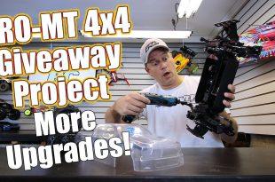 Pro-MT 4x4 Giveaway