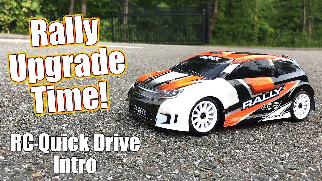 Latrax Rally by Traxxas - RC Quick Drive PT1
