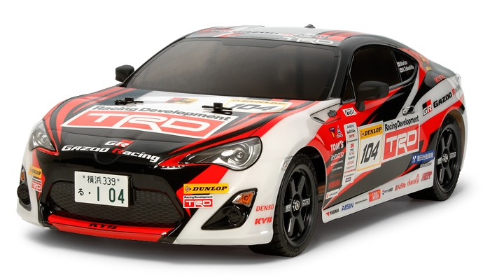 Tamiya Rally Cars – Tarmac, dirt and gravel racing...all with one car