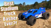 Pro Basher Stadium Truck – Losi 22S ST RTR Brushless Review