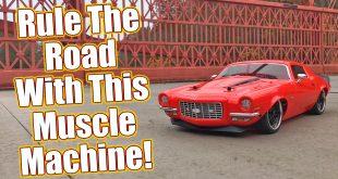 Vaterra 1972 Chevy Camaro