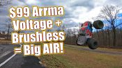Arrma Granite Voltage Brushless Upgrade How To