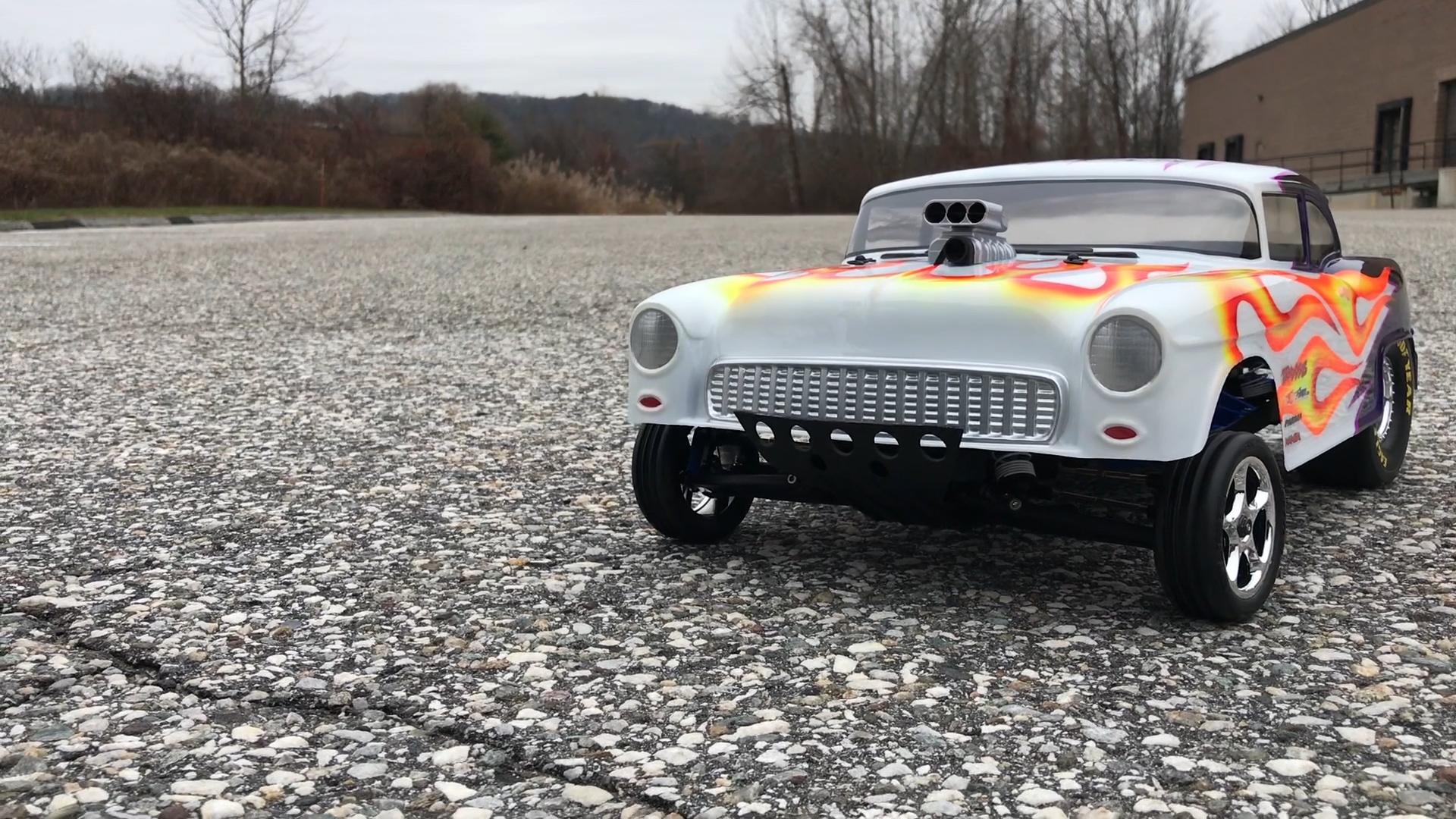 Traxxas Slash RC Drag Car Project Part 4
