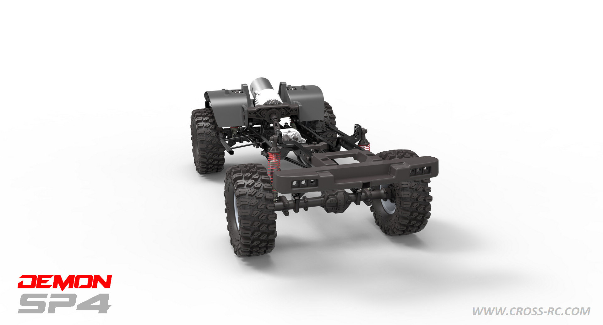 New Cross RC FR4 and SP4 Scale Models - RC Driver