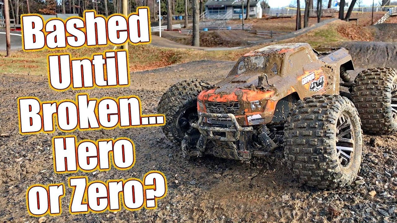 Arrma Granite 4x4 BLX Brushless RC Monster Truck Review