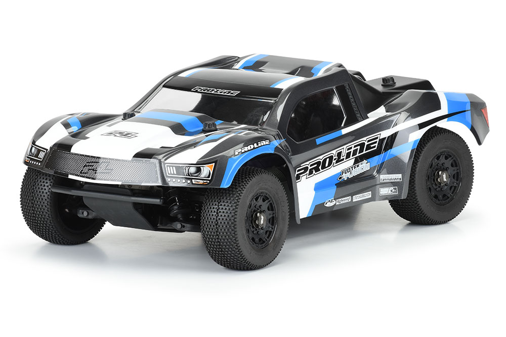 Three easy-to-create variants of the Pro-Line PRO-Fusion 4X4 Short Course Truck