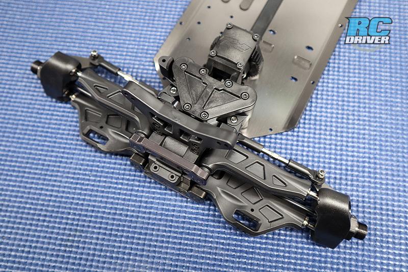 Pro-Line Pro-Fusion SC 4×4 Bag D Build – RCD Today Blog 1-15-19