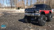 Project Traxxas TRX-4 Lifted Ford Bronco – Series Pt 5