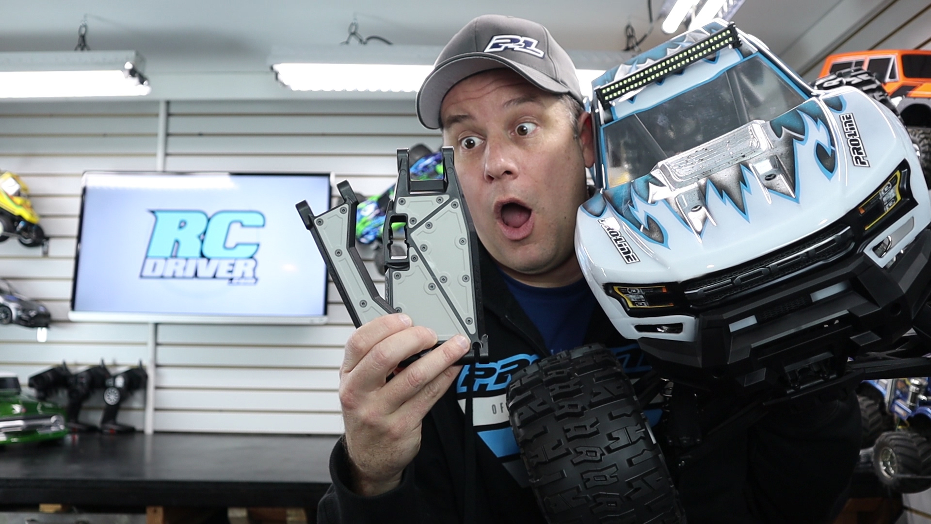 Pro-Line Racing Traxxas X-Maxx Giveaway Part 4 and Entry Form