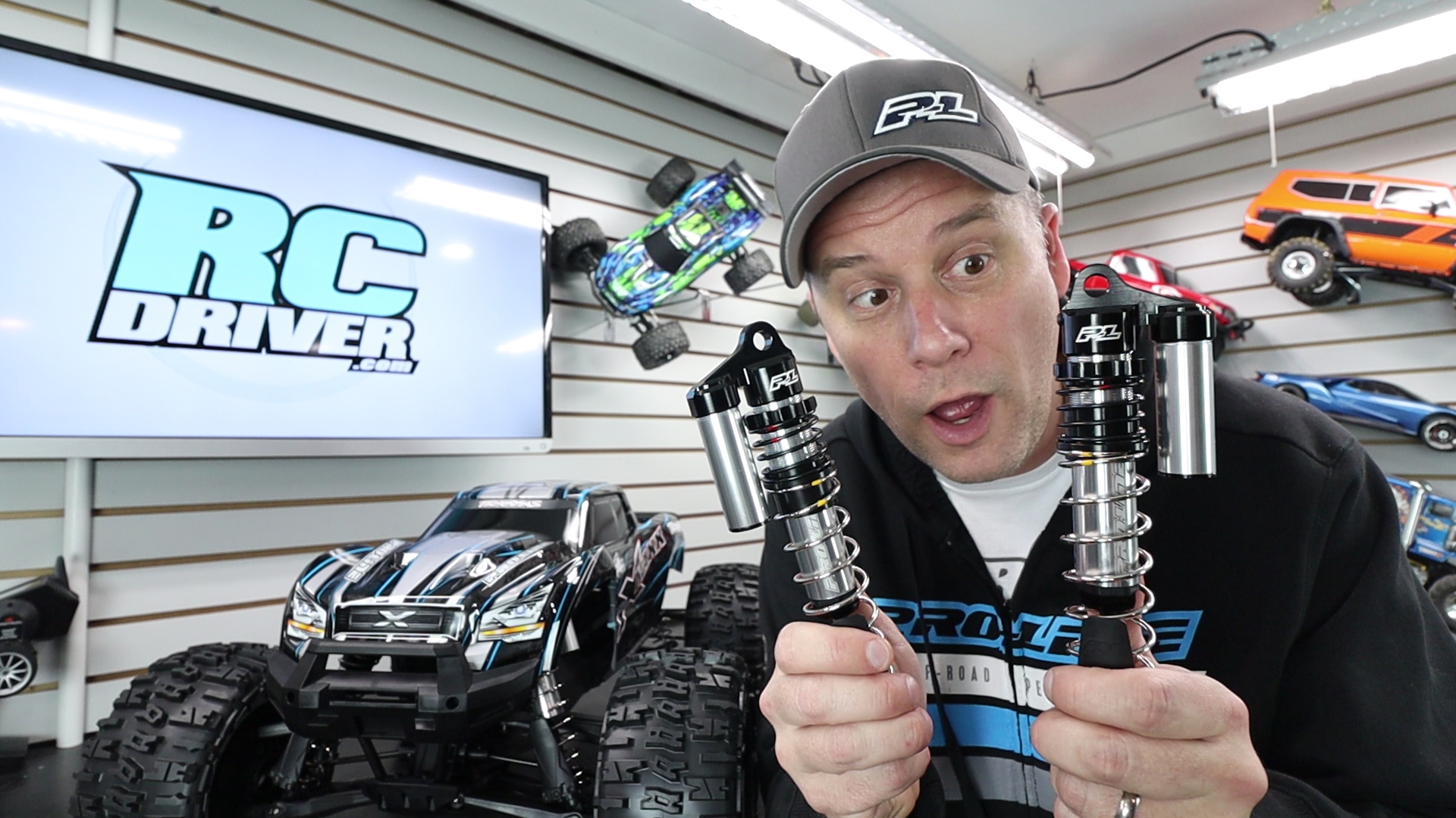 Pro-Line Racing Upgraded Traxxas X-Maxx Build Giveaway Series Part 2