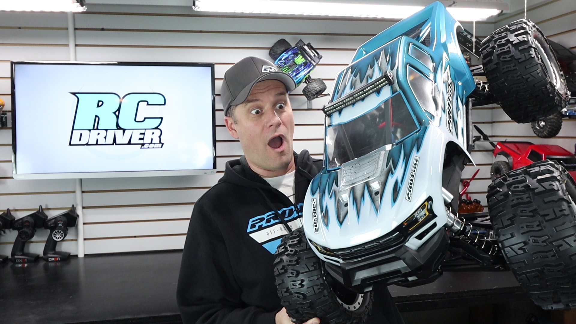 Killer Look! Pro-Line Racing Upgraded Traxxas X-Maxx Build – Giveaway Series Part 3