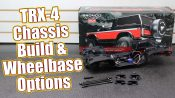 Traxxas TRX-4 Lifted Ford Bronco Project Truck – Series Pt 2