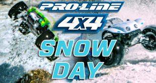 Pro-Line 4x4 Snow Day