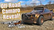WILD Off-Road Camaro! – HPI Racing RS4 Sport 3 Build-Off Part 4
