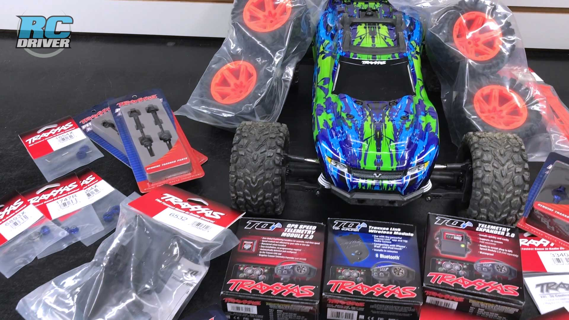 Traxxas Rustler 4x4 VXL Full Upgrade Project Truck Intro
