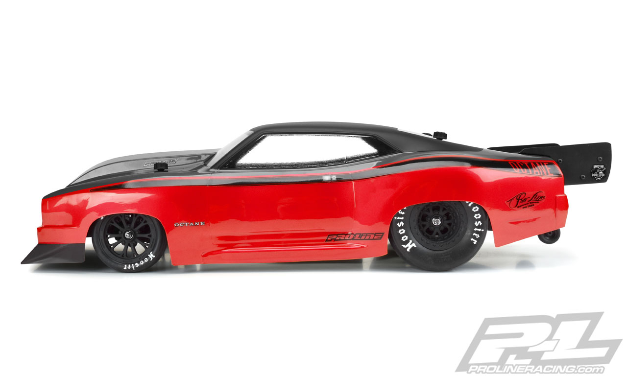 New Release - Pro-Line Pomona Drag Spec Black Wheels