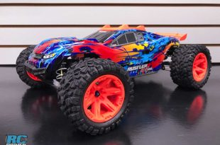 Traxxas Rustler 4x4 VXL Full Upgrade Project Truck