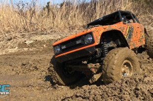 Axial Racing Wraith 1.9 Off-Road