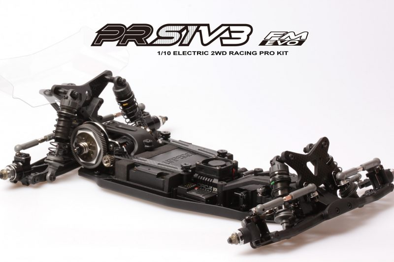 PRS1V3 Type-R(FM) EVO 1/10 Electric 2WD Buggy PRO Kit