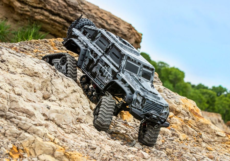 TRX-4 all-terrain Traxx