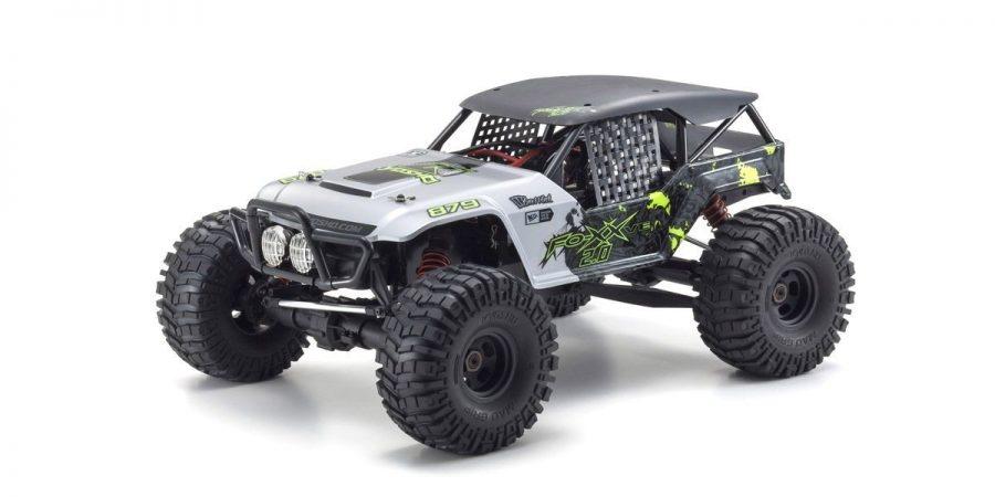 Kyosho FO-XX VE 2.0 monster truck