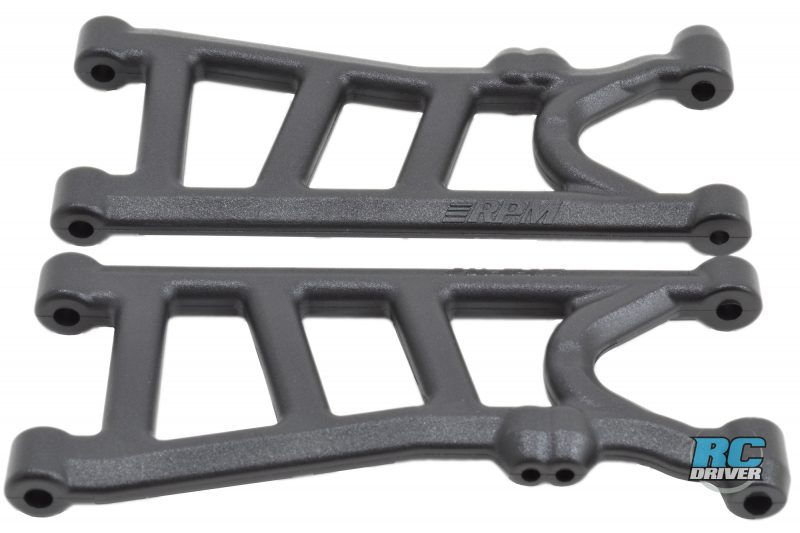 Tough Stuff! Rear A-arms for the ARRMA Typhon 4×4 3S BLX by RPM
