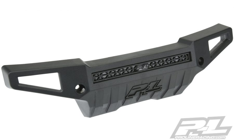 "Pro-Line PRO-Armor Front Bumper with 4"" LED Light Bar Mount"