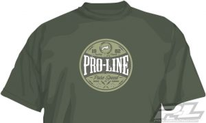 Pro-Line Hot Rod Green T-Shirt