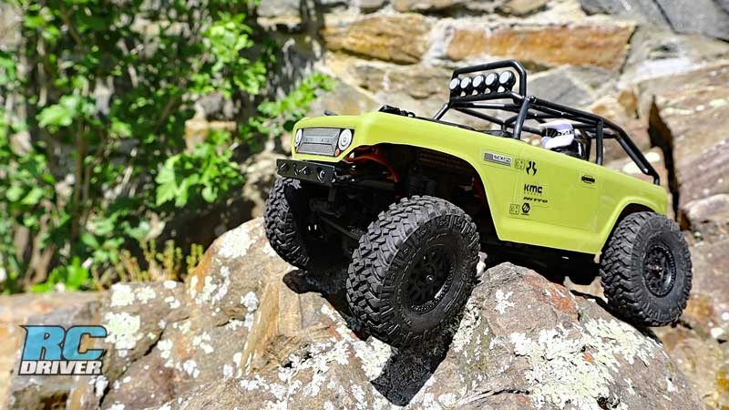 Axial Racing SCX24 Deadbolt RTR Trail Truck Review