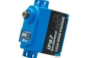 Hitec D956WP waterproof servo