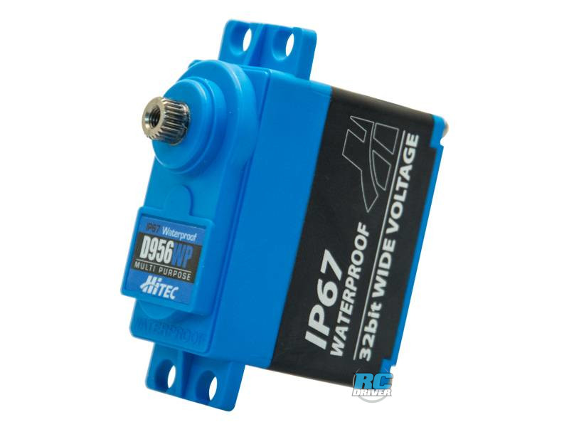 Hitec D956WP waterproof servo