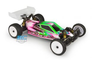 JConcepts P2K body for Yokomo YZ2