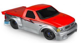 JConcepts Ford Lightning body
