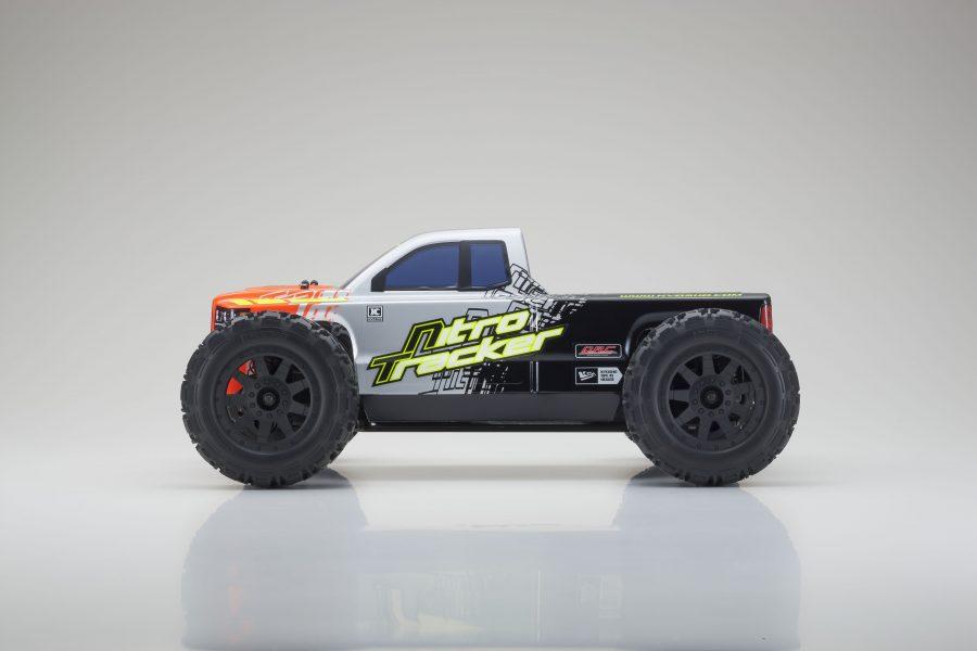 Kyosho Nitro Tracker