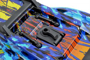 RPM Body Savers for the Traxxas Rustler 4x4
