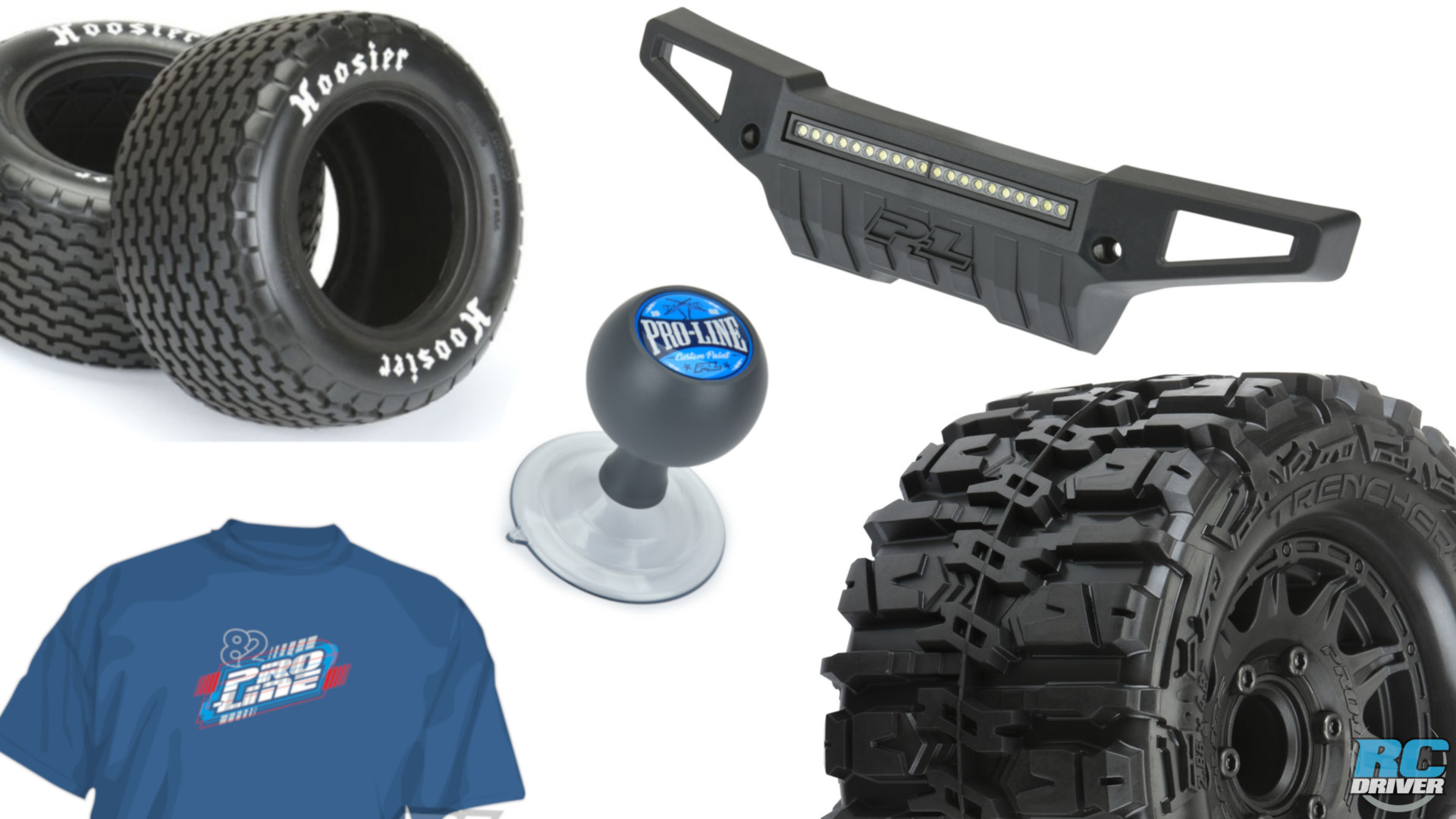 June Pro-Line product releases