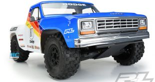 Pro-Line 1984 Dodge Ram 1500 Race Truck Body