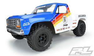 Pro-Line 1984 Dodge Ram 1500 Race Truck Body