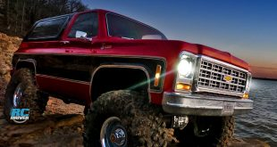 Traxxas TRX-4 Blazer LED Light Kit (#8038)